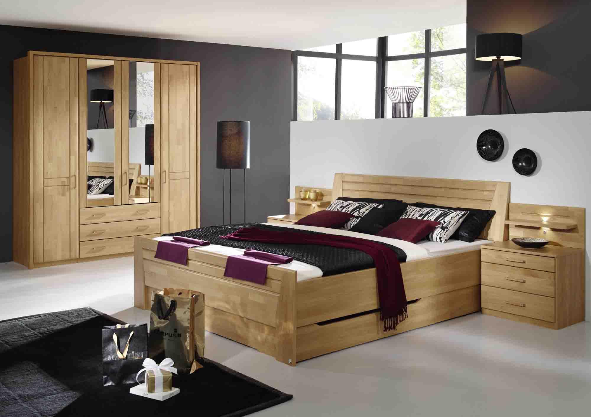 schlafzimmer br gge wiemann online kaufen massiva m. Black Bedroom Furniture Sets. Home Design Ideas