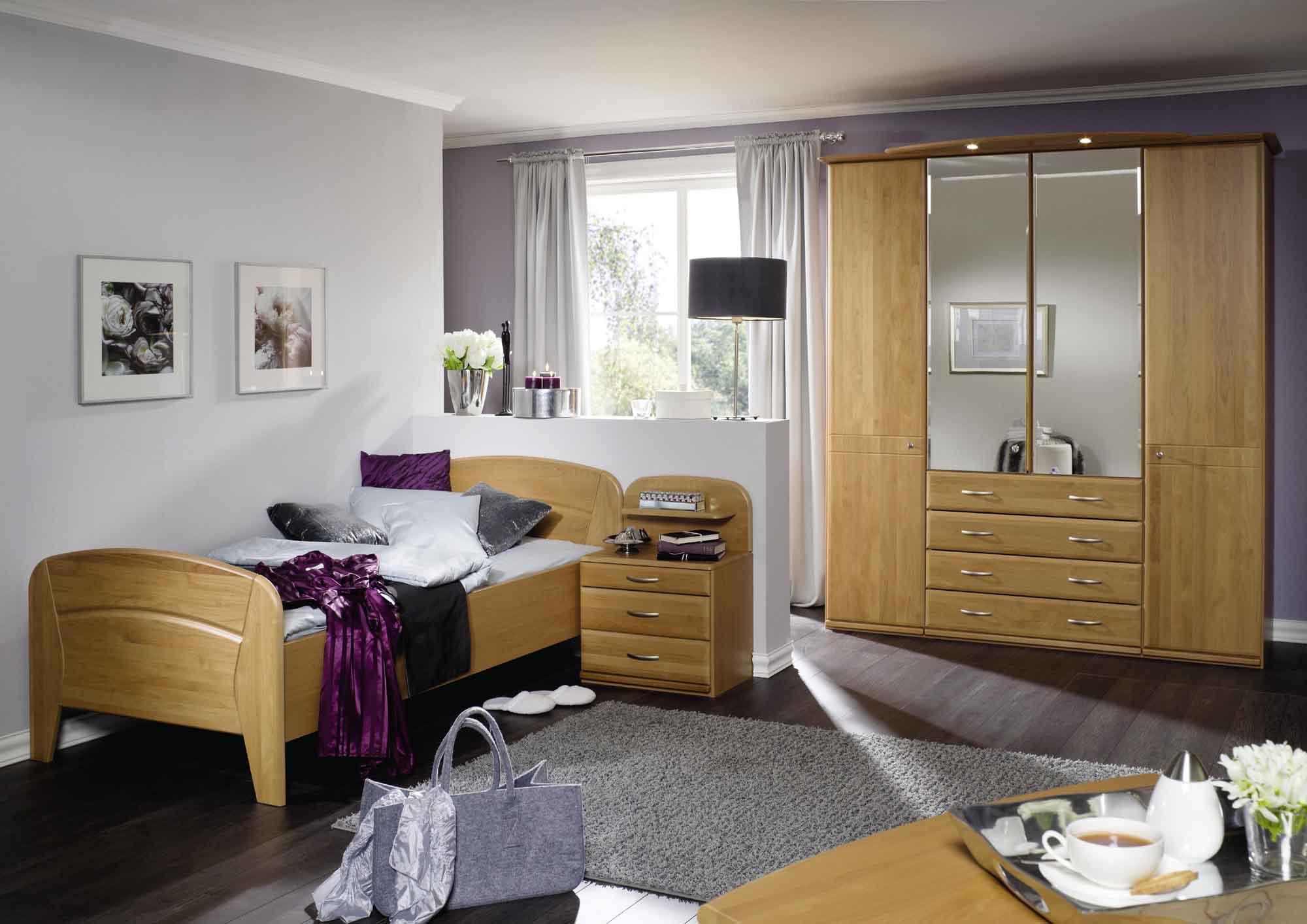 schlafzimmer vanessa plus steffen g nstig massiva m. Black Bedroom Furniture Sets. Home Design Ideas