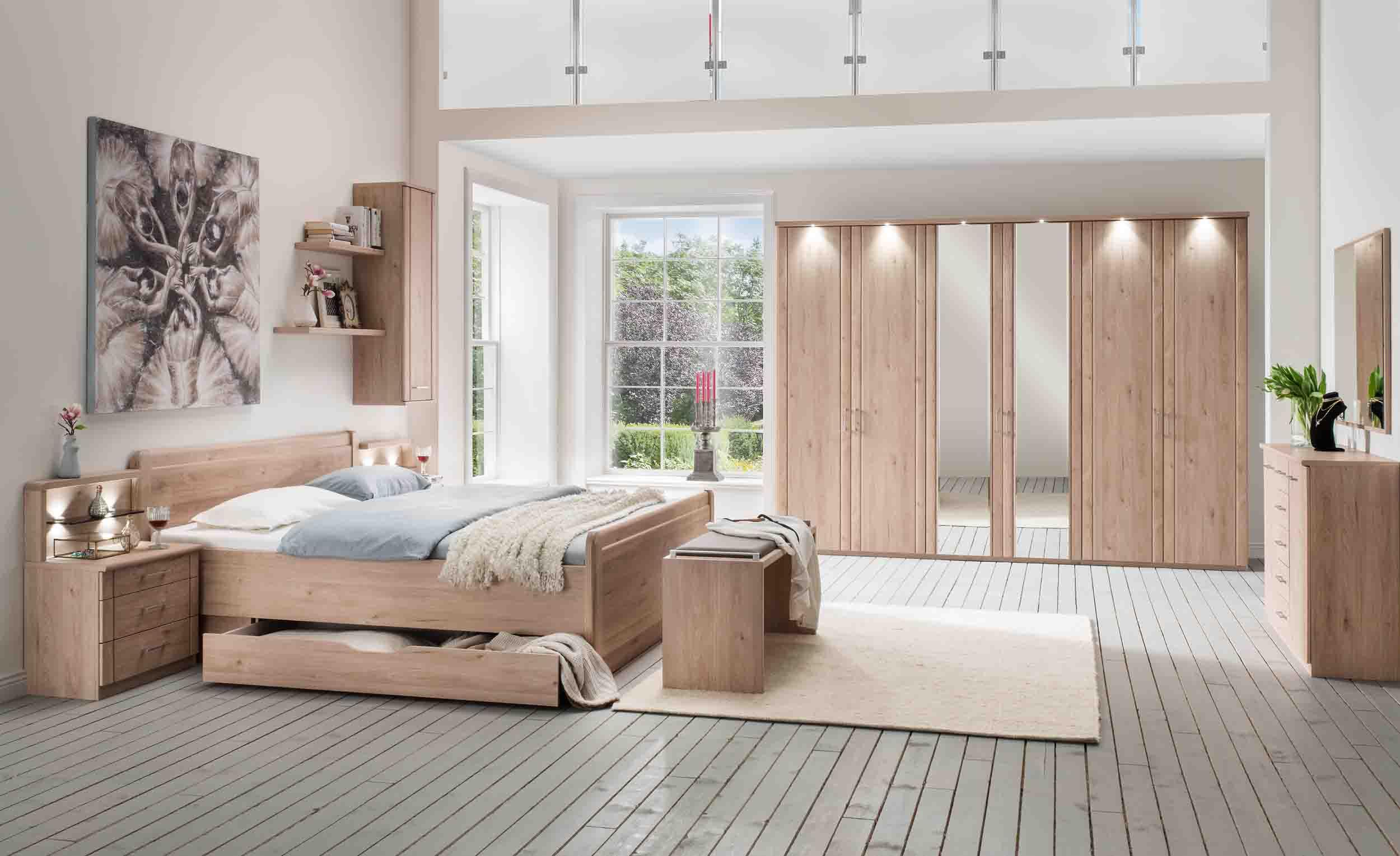schlafzimmer g nstig online kaufen massiva m. Black Bedroom Furniture Sets. Home Design Ideas
