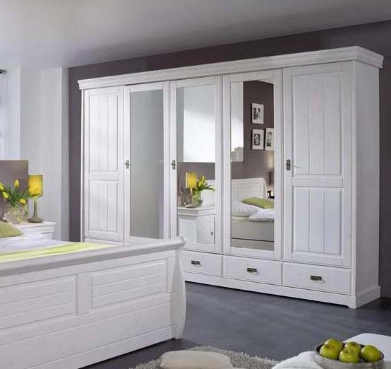 kleiderschrank skagen kiefer massiv frankenm bel g nstig massiva m. Black Bedroom Furniture Sets. Home Design Ideas