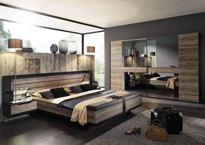 schlafzimmer ventura von steffen mit schwebet ren massiva m. Black Bedroom Furniture Sets. Home Design Ideas