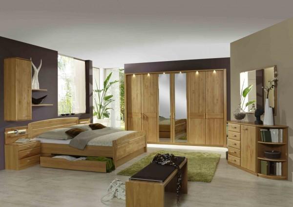 Schlafzimmer Lausanne Erle