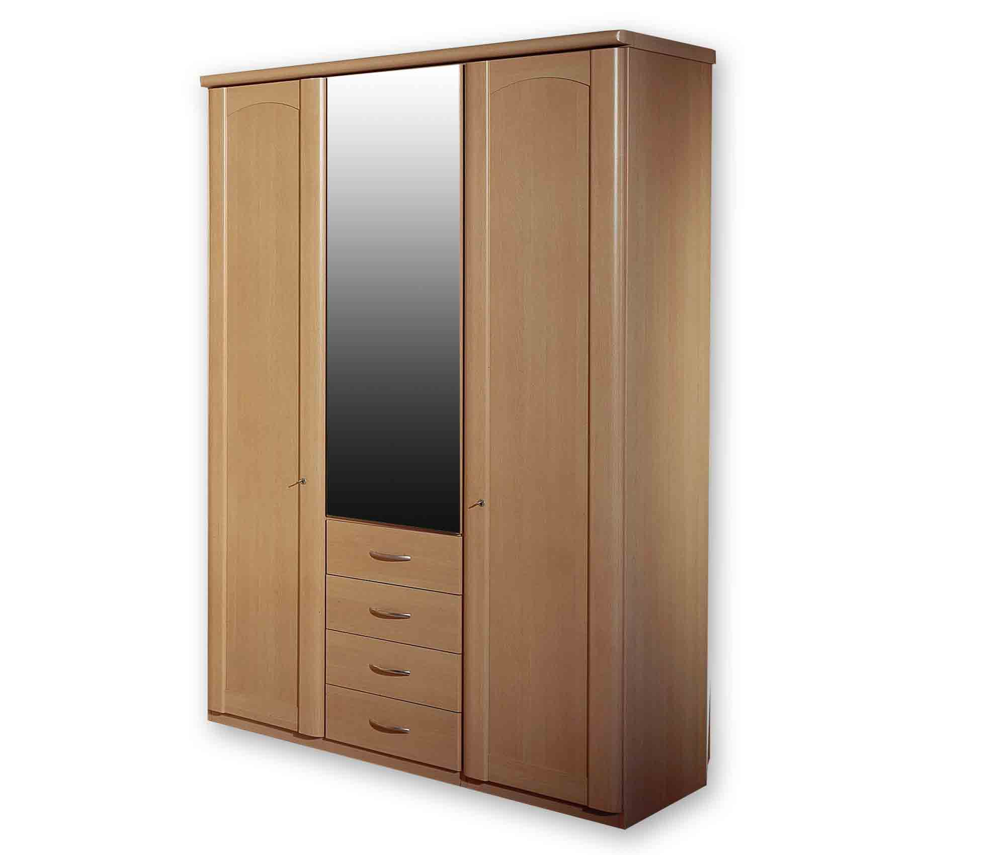 brest kleiderschrank g nstig massiva m. Black Bedroom Furniture Sets. Home Design Ideas