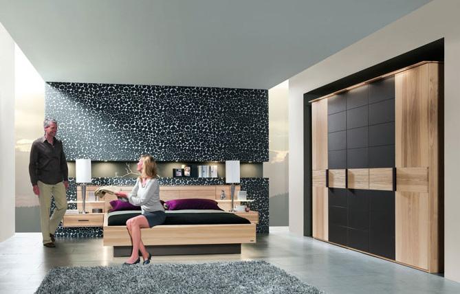 schlafzimmer thielemeyer mira esche massiva m. Black Bedroom Furniture Sets. Home Design Ideas