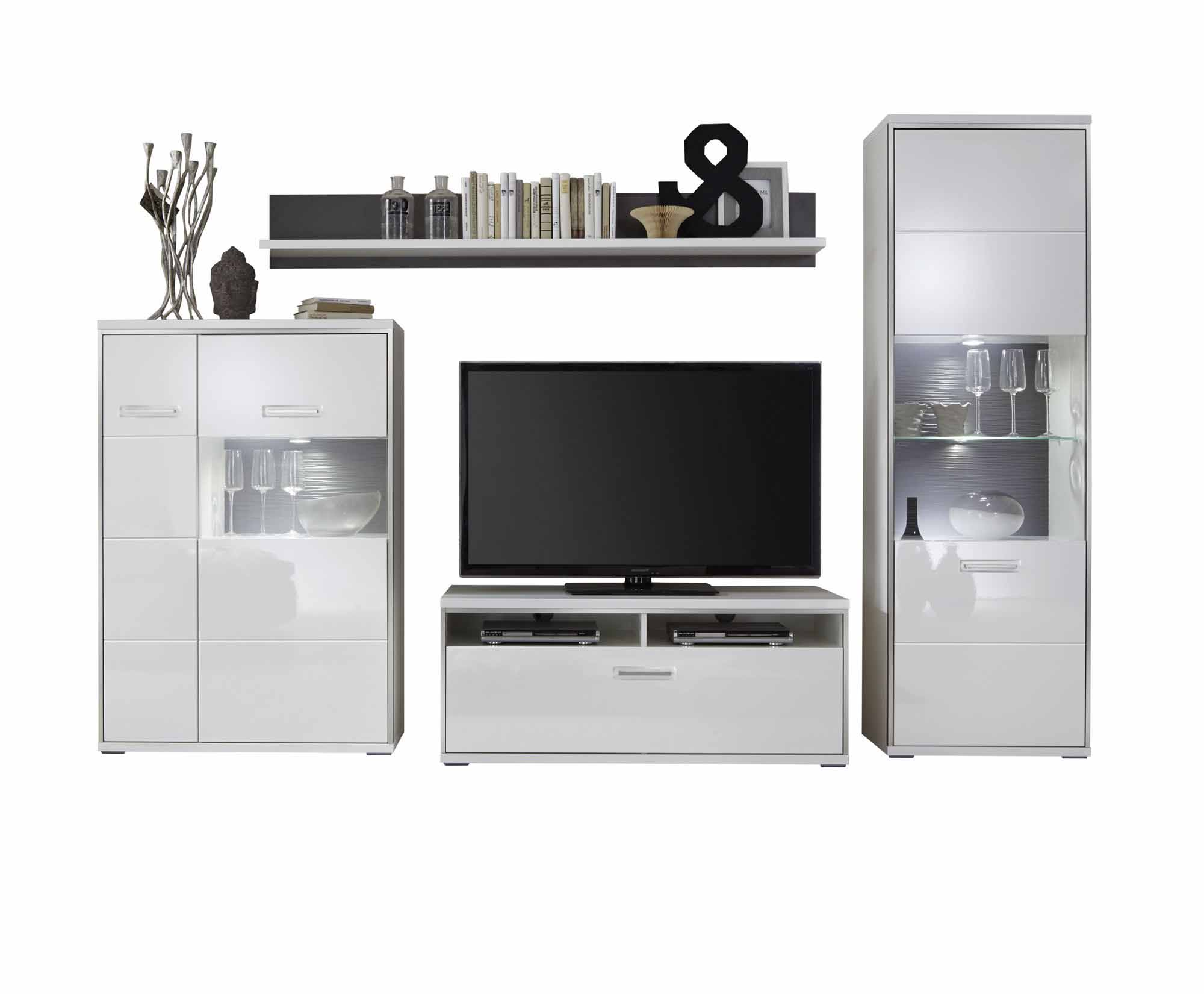 tv media m bel g nstig online kaufen massiva m. Black Bedroom Furniture Sets. Home Design Ideas