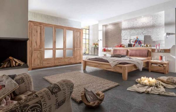 Schlafzimmer Toronto Eiche teilmassiv geölt