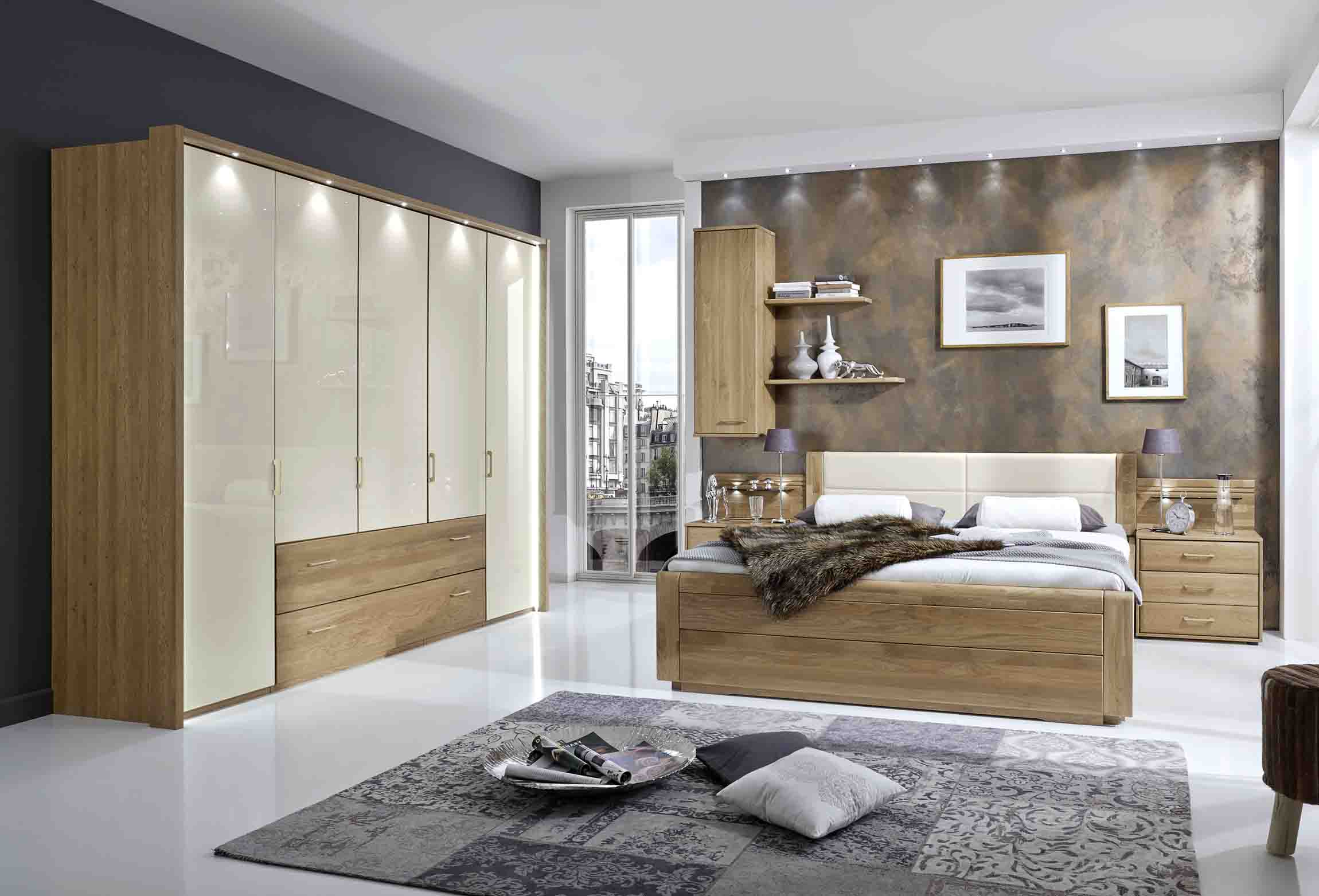 wiemann lido eiche teilmassiv magnolie massiva m. Black Bedroom Furniture Sets. Home Design Ideas