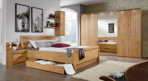 Komfort-Schlafzimmer Wiemann Toledo | Massiva Möbel.de