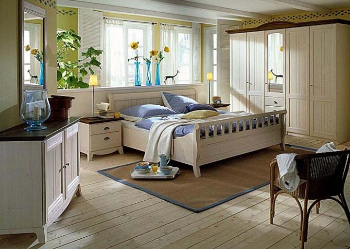 Schlafzimmer Wei Landhausstil