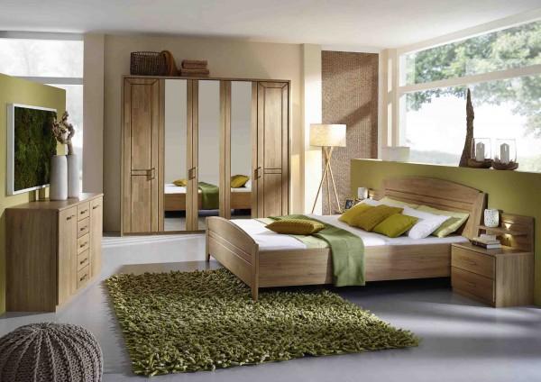 Schlafzimmer Silvana Erle teilmassvi, Steffen,günstig | Massiva Möbel.de