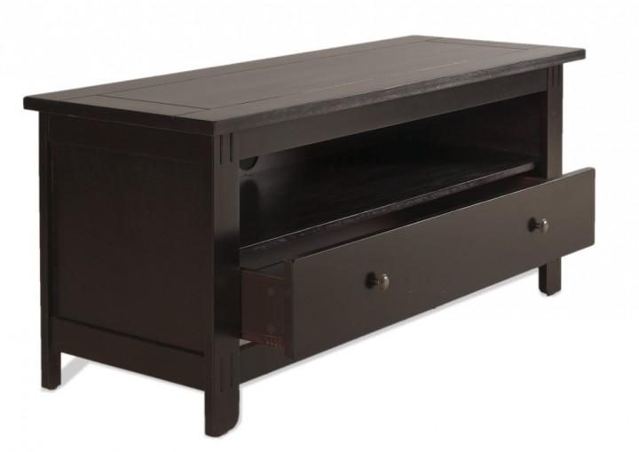 tv lowboard denver von sit pinienholz dunkel g nstig massiva m. Black Bedroom Furniture Sets. Home Design Ideas