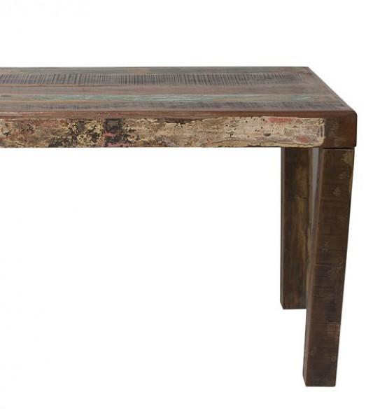 Esstisch Altholz Bunt ~ Esstisch Fridge von Sit, Altholz bunt  Massiva Möbelde