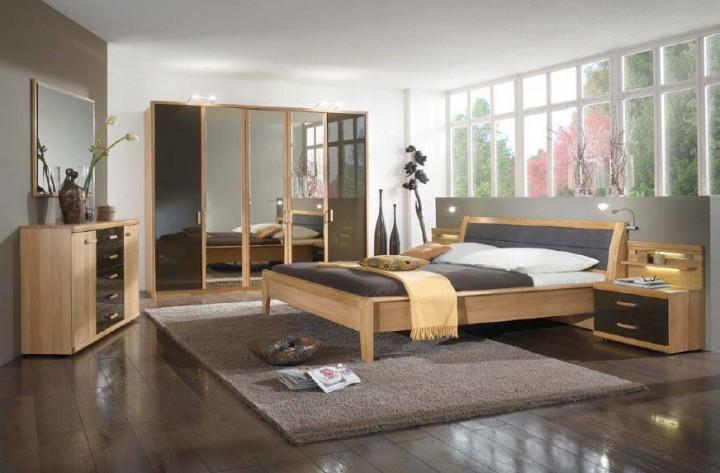 schlafzimmer wiemann aida angebot massiva m. Black Bedroom Furniture Sets. Home Design Ideas