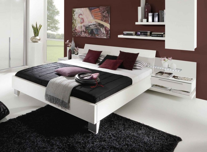schlafzimmer anja plus g nstig massiva m. Black Bedroom Furniture Sets. Home Design Ideas
