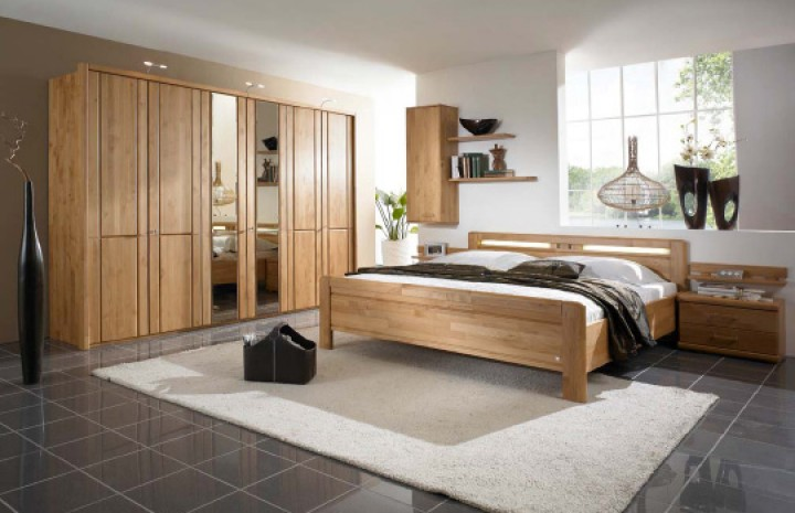 schlafzimmer wiemann bergen erle online kaufen massiva m. Black Bedroom Furniture Sets. Home Design Ideas