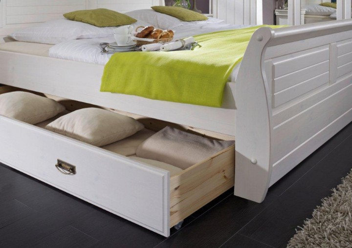 massivholzbett skagen kiefer massiv frankenm bel g nstig massiva m. Black Bedroom Furniture Sets. Home Design Ideas