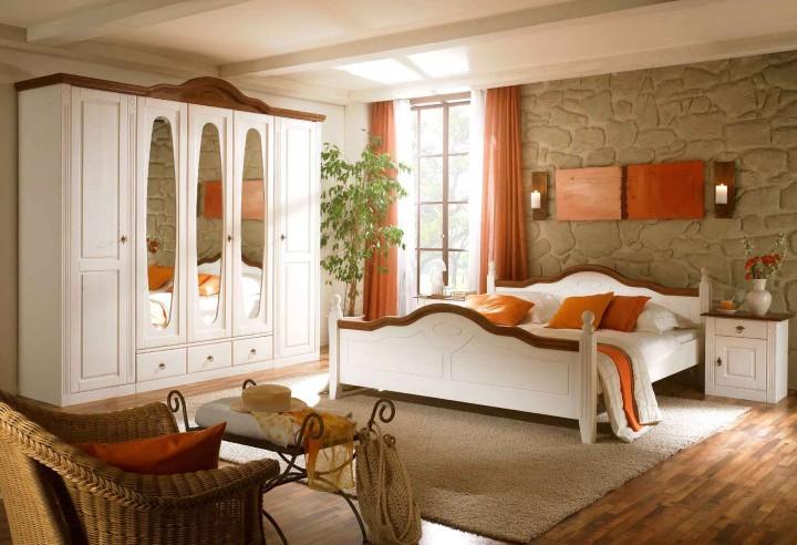schlafzimmer bozen pinie teilmassiv g nstig massiva m. Black Bedroom Furniture Sets. Home Design Ideas