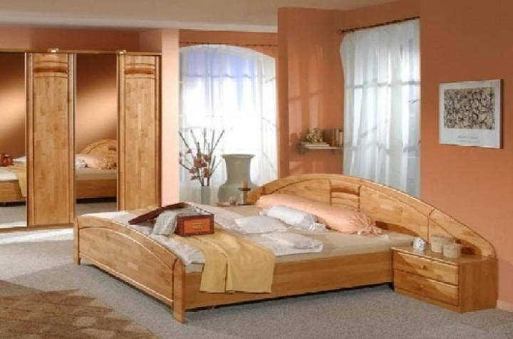 bett bornholm wiemann massiva m. Black Bedroom Furniture Sets. Home Design Ideas