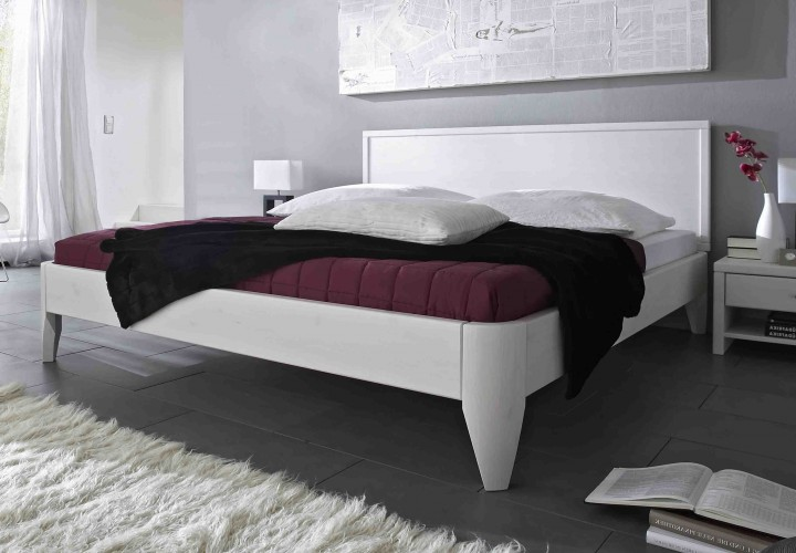 massivholzbett loft von tj rnbo g nstig massiva m. Black Bedroom Furniture Sets. Home Design Ideas