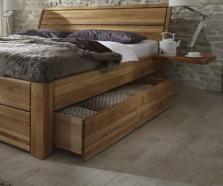 schubkastenbett loft tjoernbo g nstig massiva. Black Bedroom Furniture Sets. Home Design Ideas