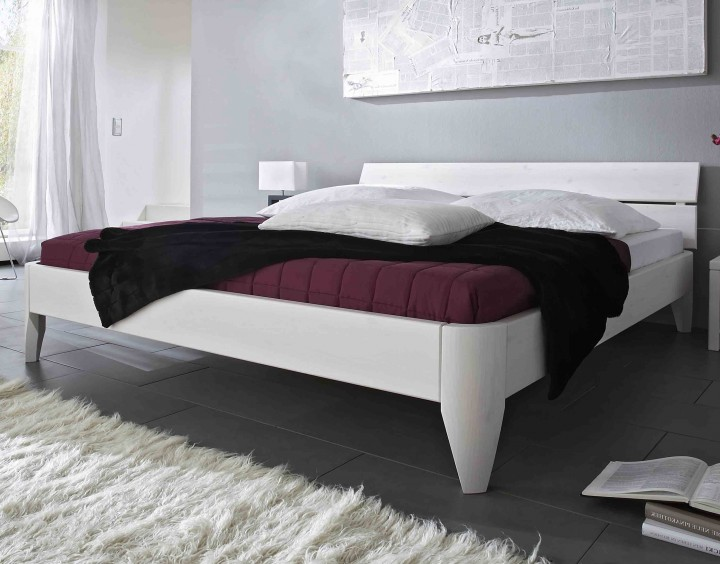 massivholzbett easy sleep von tjoernbo g nstig massiva. Black Bedroom Furniture Sets. Home Design Ideas