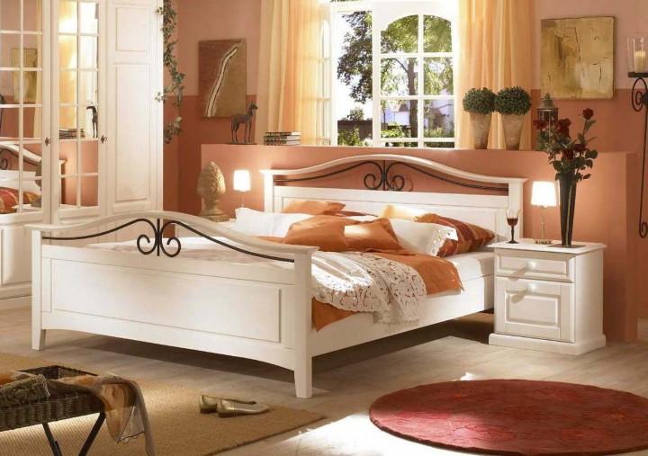 schlafzimmer florenz pinie teilmassiv g nstig massiva m. Black Bedroom Furniture Sets. Home Design Ideas