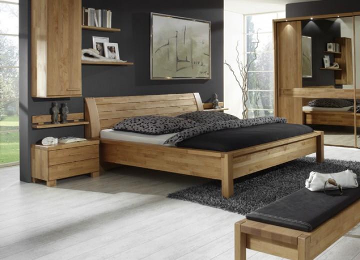 schlafzimmer massivholz modern. Black Bedroom Furniture Sets. Home Design Ideas