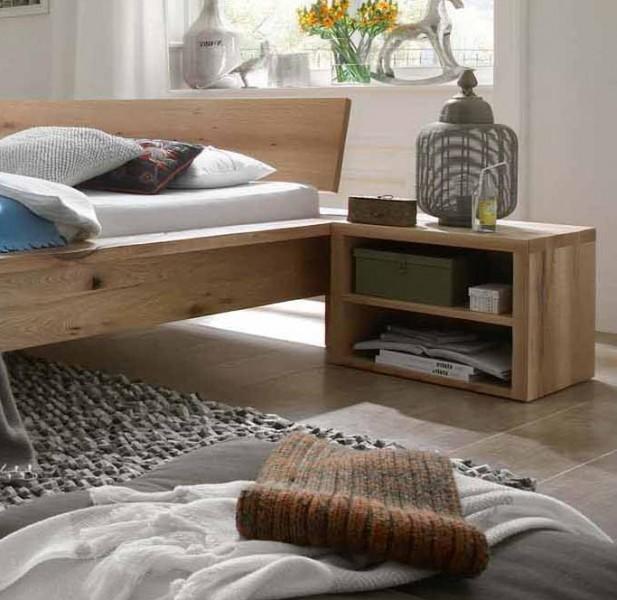 nachtkonsole goslar eiche massiv g nstig massiva. Black Bedroom Furniture Sets. Home Design Ideas