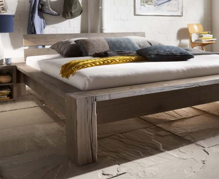 balkenbett goslar eiche massiv g nstig massiva. Black Bedroom Furniture Sets. Home Design Ideas