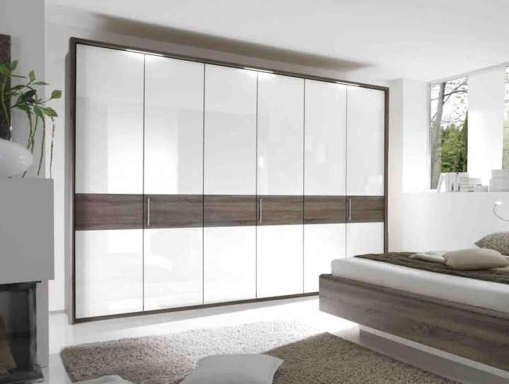schlafzimmer weiss mit eiche landhaus modern die. Black Bedroom Furniture Sets. Home Design Ideas