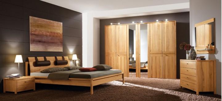 schlafzimmer monza thielemeyer g nstig massiva m. Black Bedroom Furniture Sets. Home Design Ideas