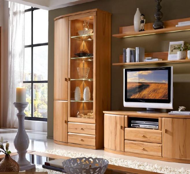 Wohnwand Opus Rietberger RMW günstig – Massiva Möbelde