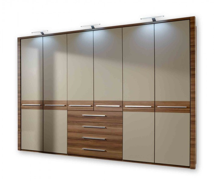 kleiderschrank barcelona g nstig massiva m. Black Bedroom Furniture Sets. Home Design Ideas