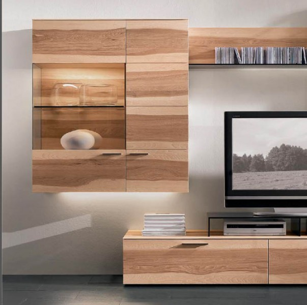 wohnwand pecano von hartmann g nstig massiva m belde. Black Bedroom Furniture Sets. Home Design Ideas