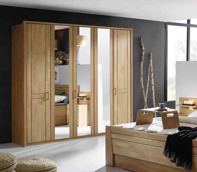 schlafzimmer br gge wiemann erle g nstig massiva m. Black Bedroom Furniture Sets. Home Design Ideas