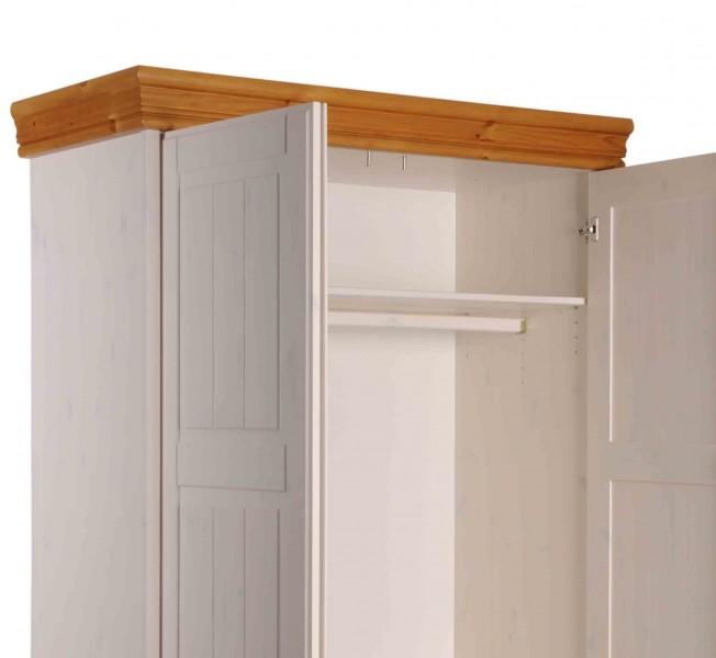 w scheschrank skagen kiefer frankenm bel g nstig. Black Bedroom Furniture Sets. Home Design Ideas