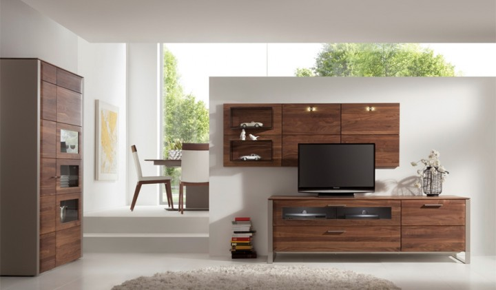 wohnwand solid sl 63 gwinner massiva m. Black Bedroom Furniture Sets. Home Design Ideas