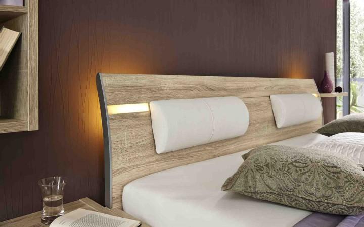 solo nova schlafzimmer in eiche macao massiva m. Black Bedroom Furniture Sets. Home Design Ideas
