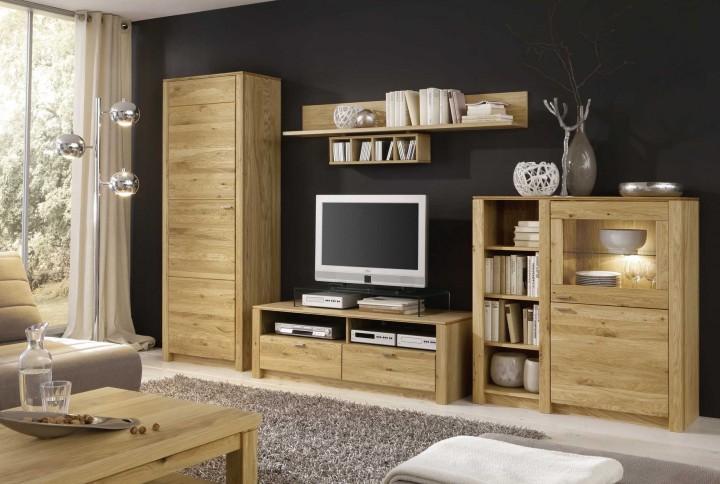 chalet möbel wohnzimmer:chalet möbel wohnzimmer : Wohnwand Chalet Kerkhoff günstig  ~ chalet möbel wohnzimmer