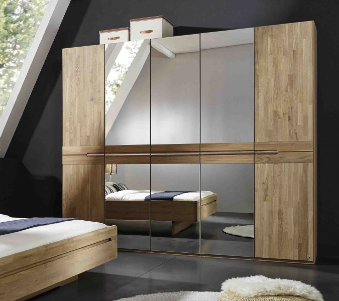 schlafzimmer tovalo rauch steffen kernbuche massiva m. Black Bedroom Furniture Sets. Home Design Ideas