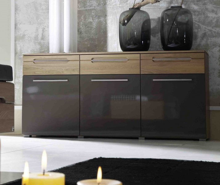 kombikommode tovalo rauch steffen wildeiche natur massiva m. Black Bedroom Furniture Sets. Home Design Ideas